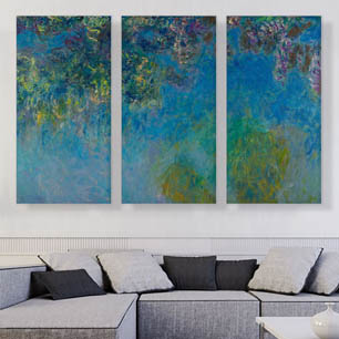 3-Piece Canvas Art Prints