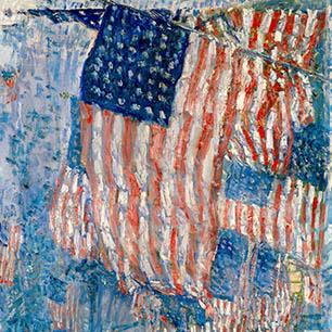 American Art Canvas Prints