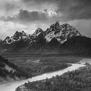 Ansel Adams Canvas Art Prints