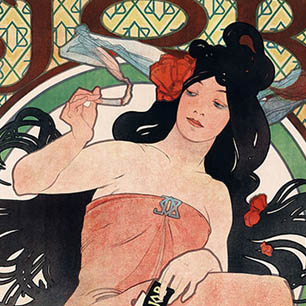 Art Nouveau Canvas Prints