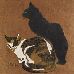 Cats Canvas Art Prints