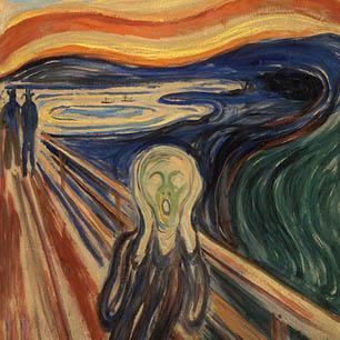 Edvard Munch Canvas Art Prints