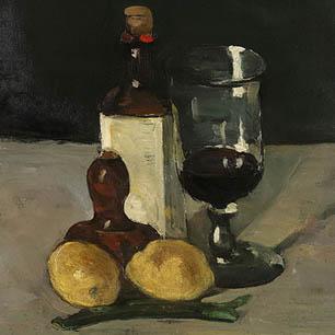 Food and Liquor Canvas Art Prints