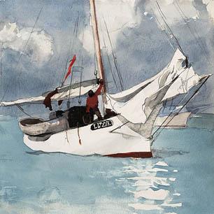 Nautical Canvas Art Prints