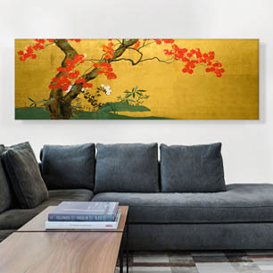 Panoramic Canvas Art Prints