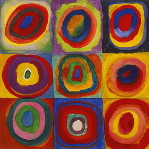 Wassily Kandinsky Canvas Art Prints