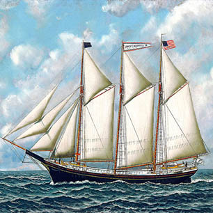 Antonio Jacobsen Canvas Art Prints