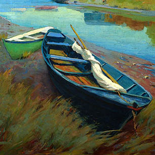 Arthur Wesley Dow Canvas Art Prints