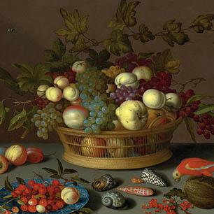 Balthasar van der Ast Canvas Art Prints