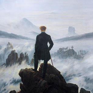 Caspar David Friedrich Canvas Art Prints