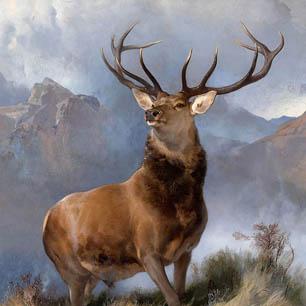 Edwin Henry Landseer Canvas Art Prints