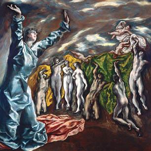 El Greco Canvas Art Prints