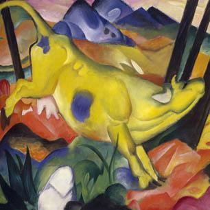 Franz Marc Canvas Art Prints