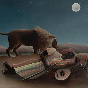 Henri Rousseau Canvas Art Prints