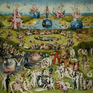 Hieronymus Bosch Canvas Art Prints