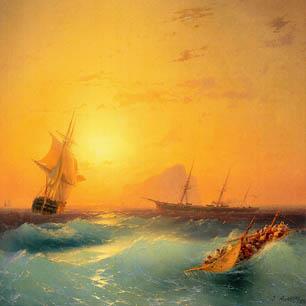 Ivan Aivazovsky Canvas Art Prints