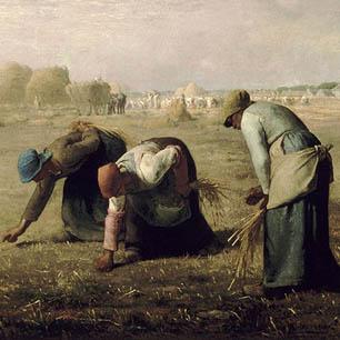 Jean-Francois Millet Canvas Art Prints