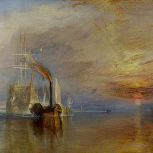 J. M. W. Turner Canvas Art Prints