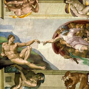 Michelangelo Canvas Art Prints