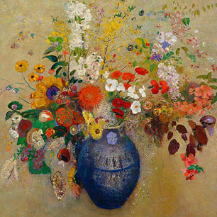 Odilon Redon Canvas Art Prints