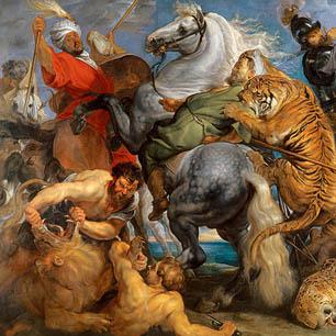Peter Paul Rubens Canvas Art Prints