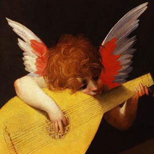 Rosso Fiorentino Canvas Art Prints