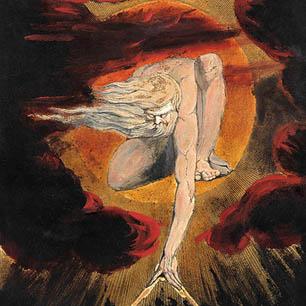 William Blake Canvas Art Prints