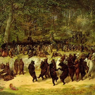 William Holbrook Beard Canvas Art Prints