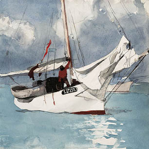 Winslow Homer Canvas Art Prints